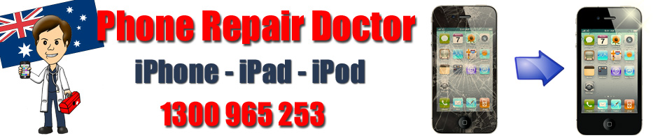 iPod, iPad, iPhone Repairs Brisbane - Phone Repair Doctor