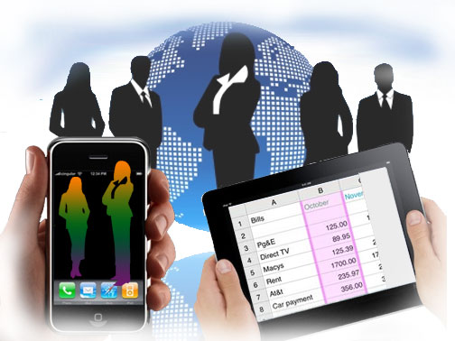 iphone ipad business apps